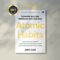 Buku Pengembangan Diri Atomic Habits Baru Original