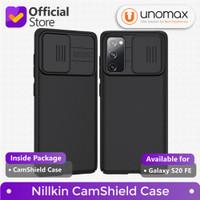 Case Samsung Galaxy S20 FE Nillkin CamShield Camera Cover Slide Casing