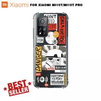 Case Xiaomi Mi10T MI 10T Cartoon Fashion Softcase Gambar Silicone