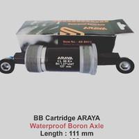 BB Cartridge Set 111mm / Bottom Bracket Bearing Gir Araya AR 8011-110