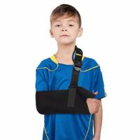 arm sling anak / gendongan tangan anak / penyangga tangan anak premium
