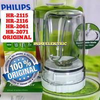 GELAS BUMBU BLENDER PHILIPS DRY MILL ORIGINAL TYPE HR-2115 HR-2116 HR-
