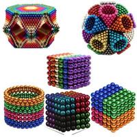 GROSIR Magnetic Ball Bola Magnet 216 Pcs 5mm Mainan Edukasi Anak Murah