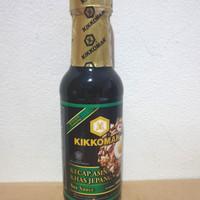 Saus Kikkoman Kecap Asin Khas Jepang Soy Sauce 150 ml Saos