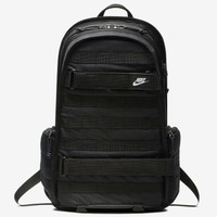 (100% ORIGINAL) Nike Sportswear RPM Backpack Black White Bag Laptop