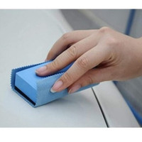 busa poles mobil serbaguna / busa coating pad aplicator 2 sisi