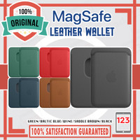 Case iPhone 12 Mini 12 Pro Max MagSafe Leather Wallet Card Magnetic