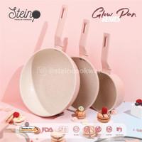 READY STOK Stein Glow Pan Complete Set Panci GREBLON Jerman