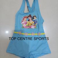 Baju Renang Balita Perempuan Model Celana dengan motif kartun