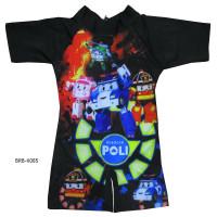 Baju renang bayi robocar poli baju renang anak 6 bulan - 2 tahun