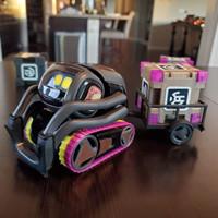 Anki 3D Model .stl Vector Robot Trailer Accessory