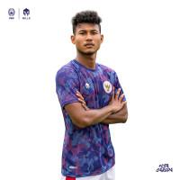 MILLS Timnas Indonesia Pre-Match Jersey Sepakbola Soccer 1026GR