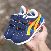 Sepatu Anak Asics Clasic Kids Navy