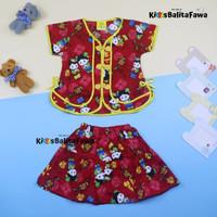Baju Sanghai uk bayi - 4 Tahun / Baju Anak Laki Perempuan Imlek