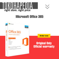 Microsoft Office 365 Pro Plus Family Personal ORIGINAL RESMI