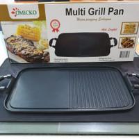 Multi grill pan omicko / panggangan serbaguna