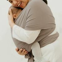 Basic khaki babywrap (gendongan bayi)