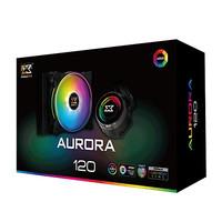 XIGMATEK AURORA 120 - AIO Liquid Cooler ARGB LED (Cooler)