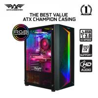 Armaggeddon Nimitz N3 Excellent ATX Gaming PC Case with RGB Lightning