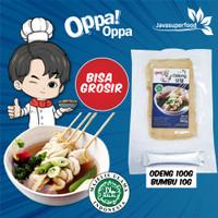 Oden Odeng 3 Lembar Eomuk Korean Fish Cake 100g + Bumbu [ Halal ]