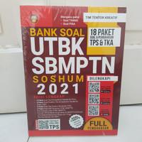 BUKU BANK SOAL UTBK SBMPTN SOSHUM 2021 EDISI LENGKAP YRAMA WIDYA