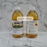 cuka apel -apple cider vinegar heinz 473 ml