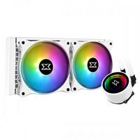 XIGMATEK AURORA ARCTIC 240 - AIO Liquid Cooler ARGB LED (Cooler)