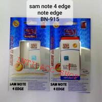 SAMSUNG NOTE4 EDGE/NOTE EDGE EB-BN-915 BATERAI DOUBLE POWER 2IC BEST Q