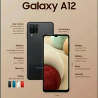 Samsung Galaxy A12 4/128gb black