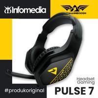 Headset Gaming - Armageddon Pulse 7 Mobile
