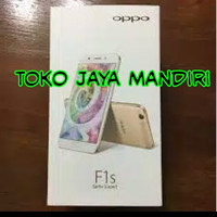 HP Android Smartphone Oppo F1S 4G RAM 4GB ROM 32GB Garansi Resmi 1Taun
