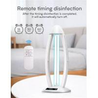 Lampu uv Disinfektan Ruangan 38w ABS