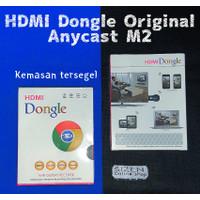 HDMI Dongle Original Anycast M2 TERBARU !! Firmware 2021