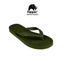 Sandal Fipper Basic Original for Man - Green (Army)