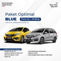 Paket Servis Optimal Blue (Tune Up + Oli Blue)