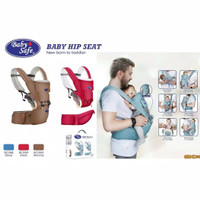 gendongan bayi hipseat babysafe