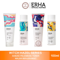 ERHA AcneAct Witch Hazel Series(Facial Wash/Pore Minimizing Toner/ETC)
