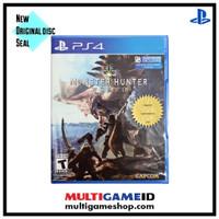 PS4 Monster Hunter World Reg All English