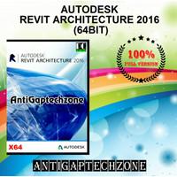 AUTODESK REVIT ARCHITECTURE 2016 (64BIT) Full Version