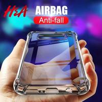 Samsung Galaxy J7 Prime Casing Soft Case Anti Crack Bahan Jelly