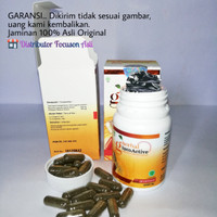 Herbal Glucoactive Asli Obat Diabetes Basah/Kering Rekomendasi Dokter