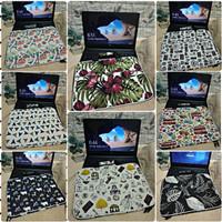 Tas Laptop Softcase Jinjing Kanvas Motif 12 inch SARUNG LAPTOP 12 INC7
