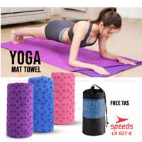 Yoga Towel Mat Handuk Yoga Matrass Anti Bacterial Washable 027-06