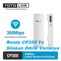 TOTOLINK CP300 Wireless Outdoor AP/Client 300Mbps Wireless N Router