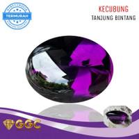 Batu Natural Kecubung Tanjung Bintang Original