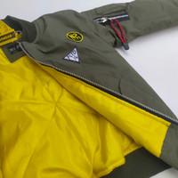 jaket anak laki - jaket bomber - jaket anak perempuan - pakaian anak