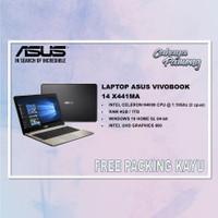 Asus VivoBook 14 X441MA Intel Celeron N4000 Ram 4 GB/ 1 TB HDD