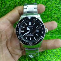 Jam Tangan Seiko Prospex SPB143 Body Silver Black Dial 42mm