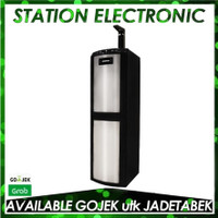Modena DD 7180 / DD-7180 / DD 7180 Water Dispenser Galon Bawah - Black