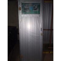 Pintu Kamar Mandi PVC ( Pintu Galvalum